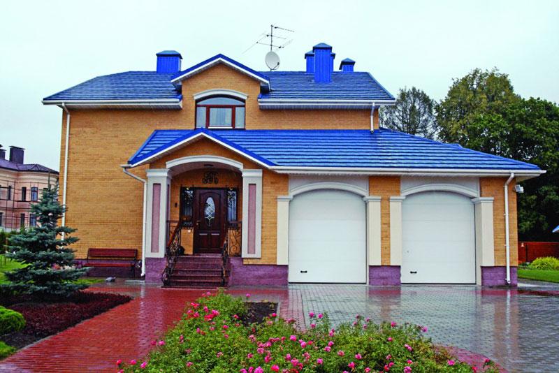 Рольставни и гаражные ворота в Орле по цене от 9950 руб